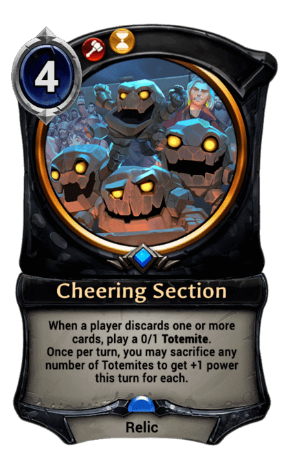 Card image for Cheering Section