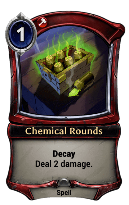Card image for Chemical Rounds