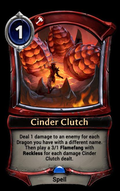 Card image for Cinder Clutch