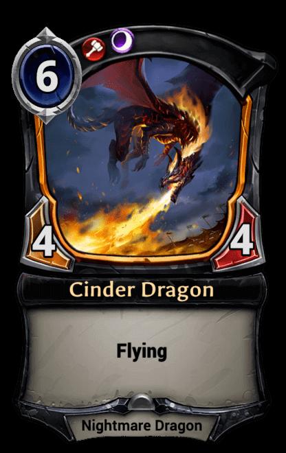Card image for Cinder Dragon