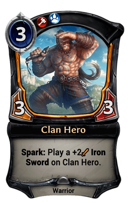 Card image for Clan Hero