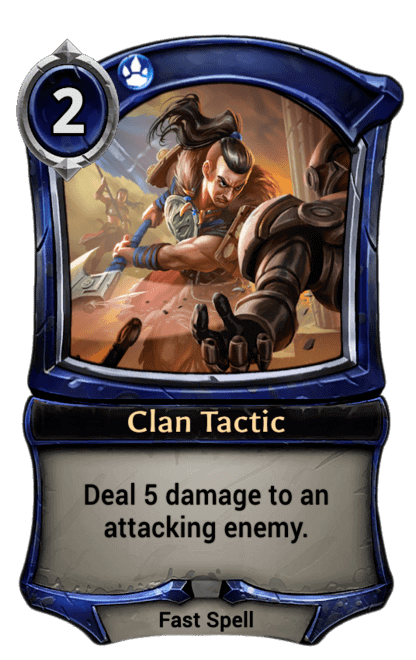 Card image for Clan Tactic