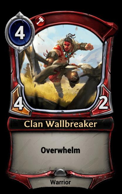Card image for Clan Wallbreaker