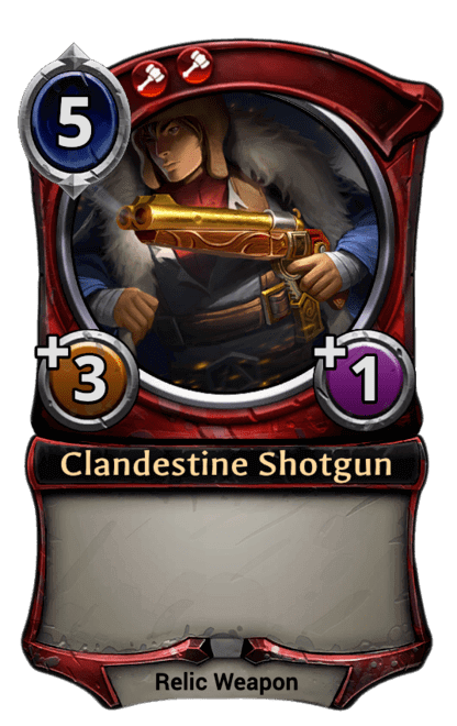 Card image for Clandestine Shotgun