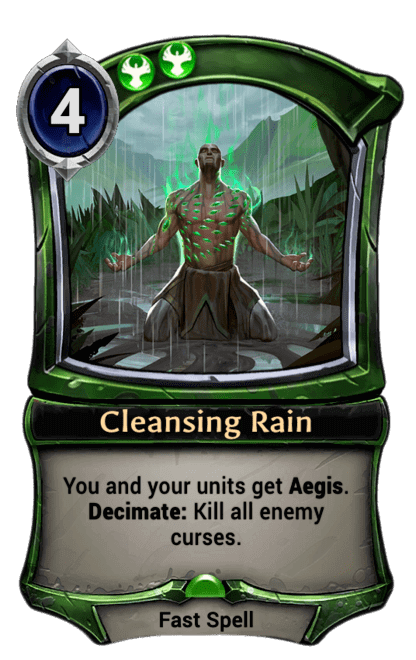 Card image for Cleansing Rain
