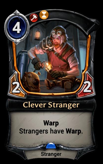 Card image for Clever Stranger