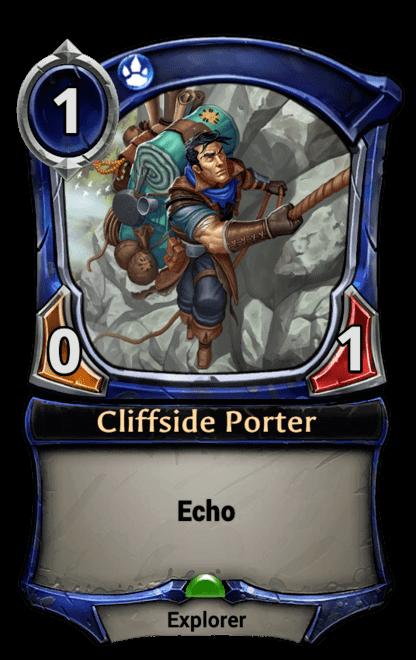 Card image for Cliffside Porter