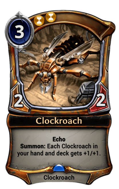 Card image for Clockroach