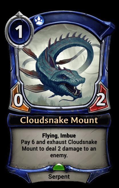 Card image for Cloudsnake Mount