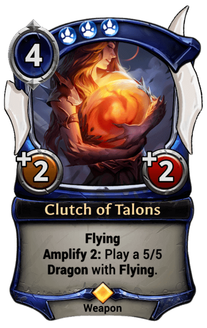 Card image for Clutch of Talons
