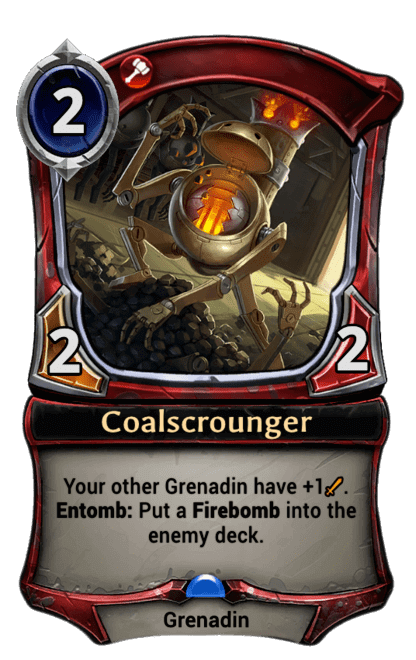 Card image for Coalscrounger