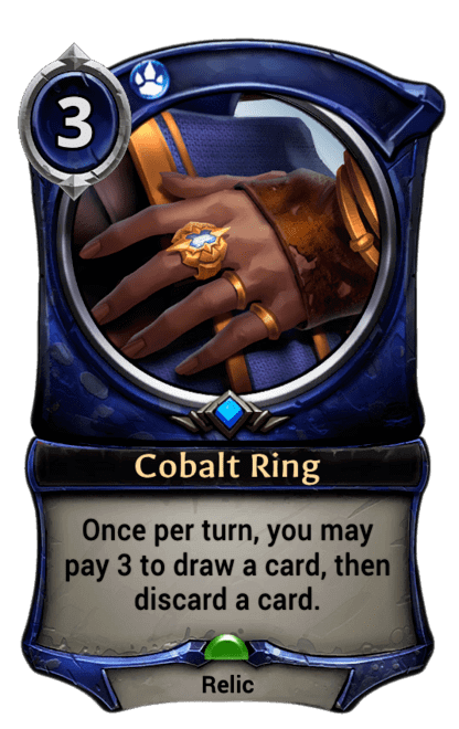 Card image for Cobalt Ring