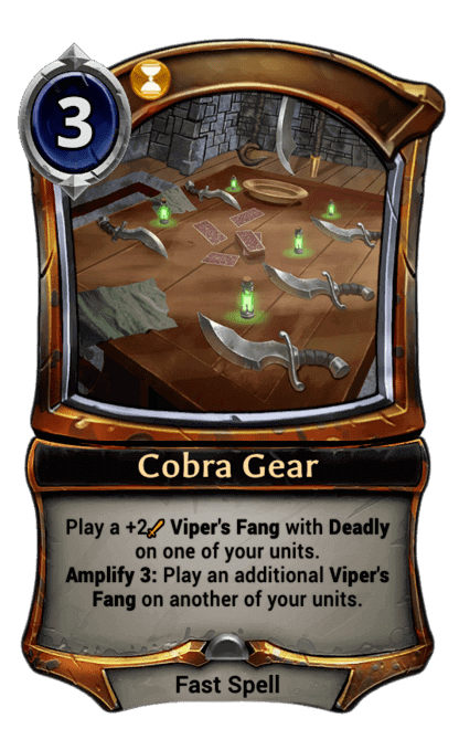 Card image for Cobra Gear