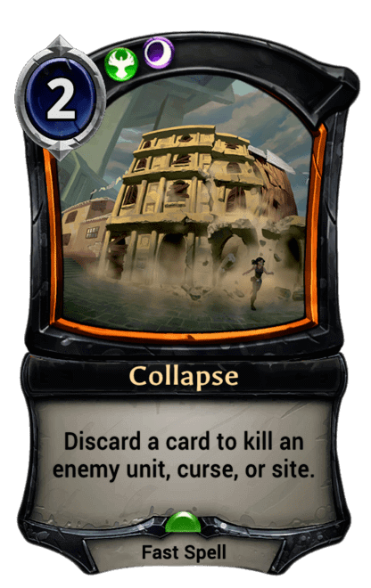Card image for Collapse
