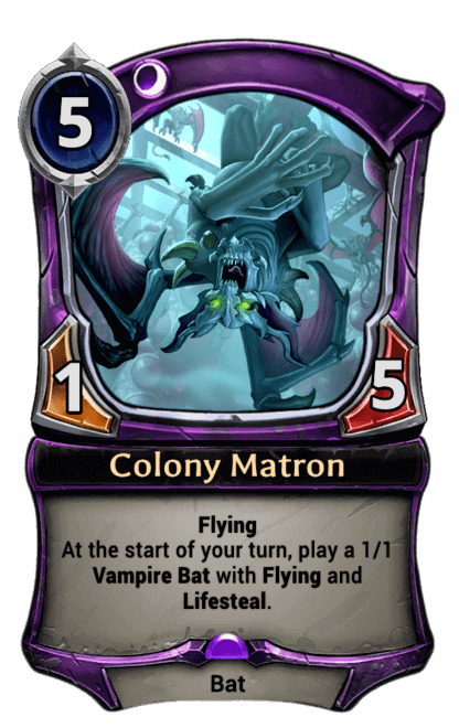 Card image for Colony Matron