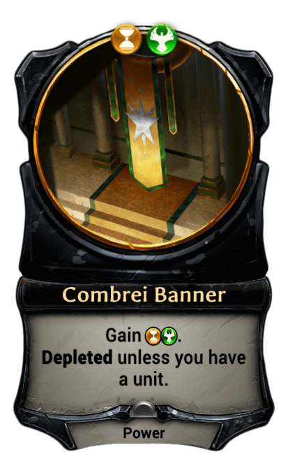 Card image for Combrei Banner