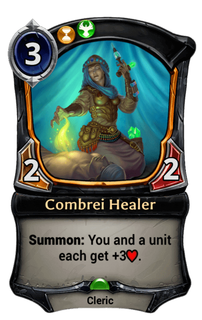 Card image for Combrei Healer
