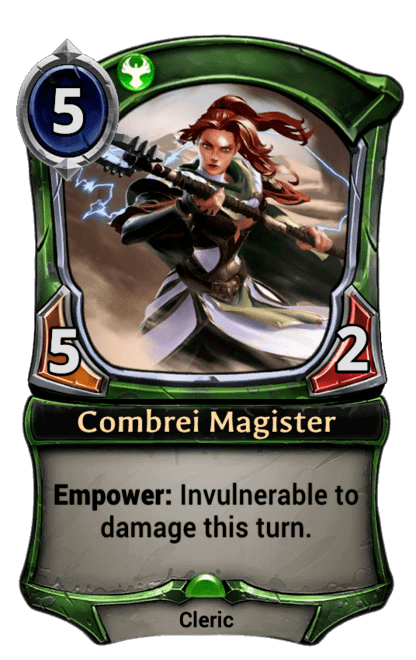 Card image for Combrei Magister
