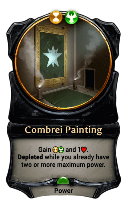 Card image for Combrei Painting