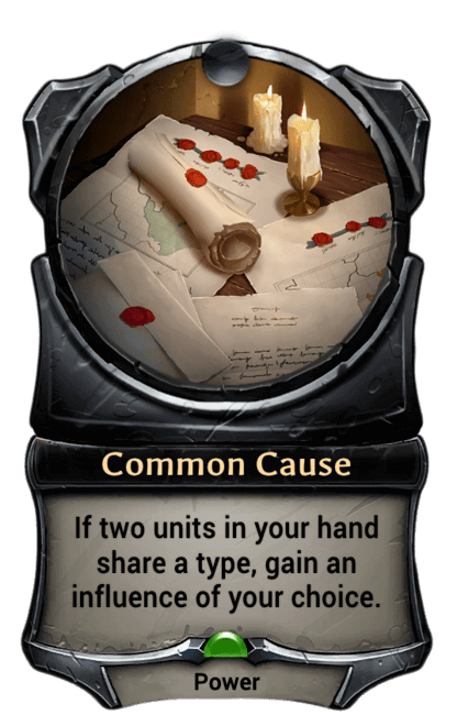 Card image for Common Cause