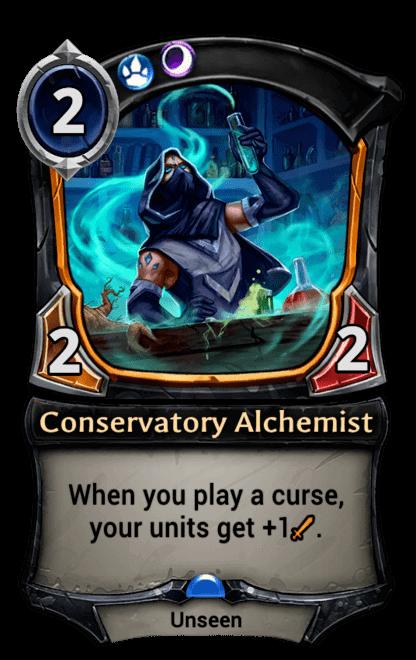 Card image for Conservatory Alchemist