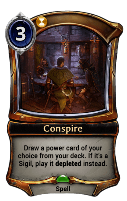 Card image for Conspire