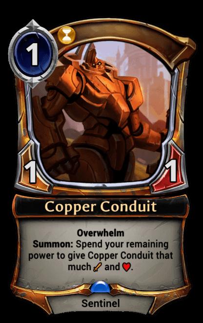 Card image for Copper Conduit