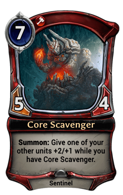 Card image for Core Scavenger