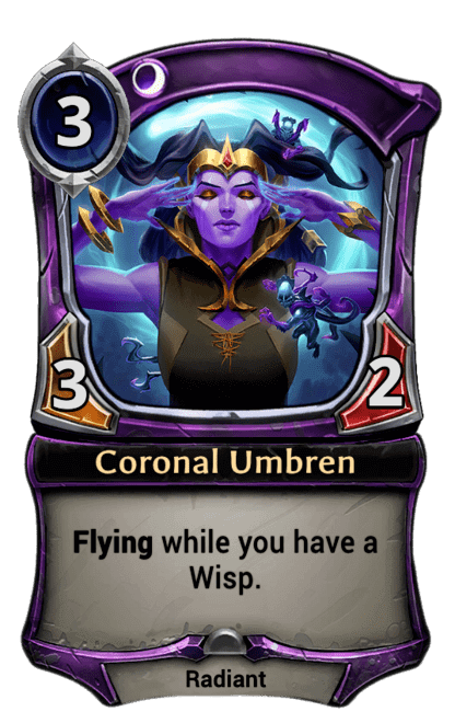 Card image for Coronal Umbren