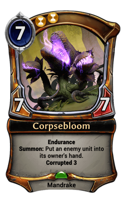Card image for Corpsebloom