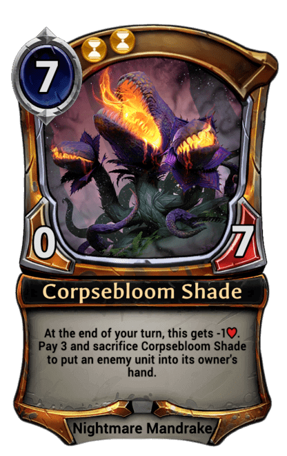 Card image for Corpsebloom Shade
