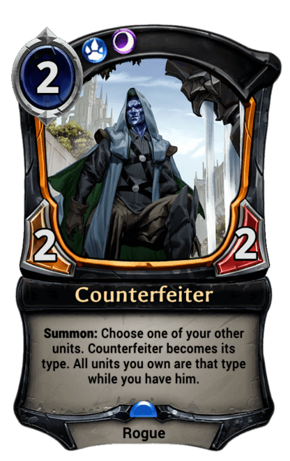 Card image for Counterfeiter