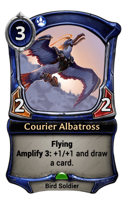 Card image for Courier Albatross