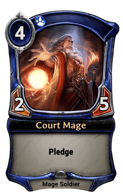 Card image for Court Mage
