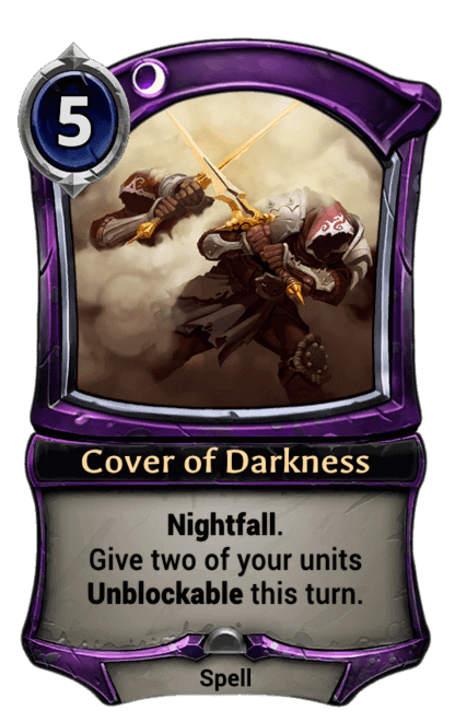 Card image for Cover of Darkness