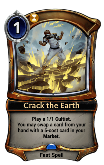 Card image for Crack the Earth