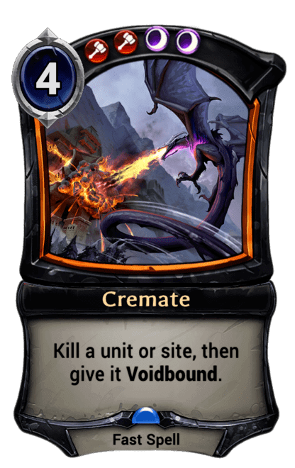 Card image for Cremate