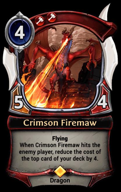 Card image for Crimson Firemaw