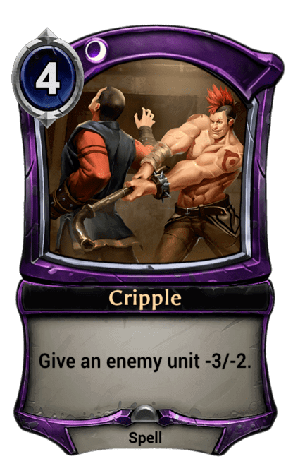 Card image for Cripple
