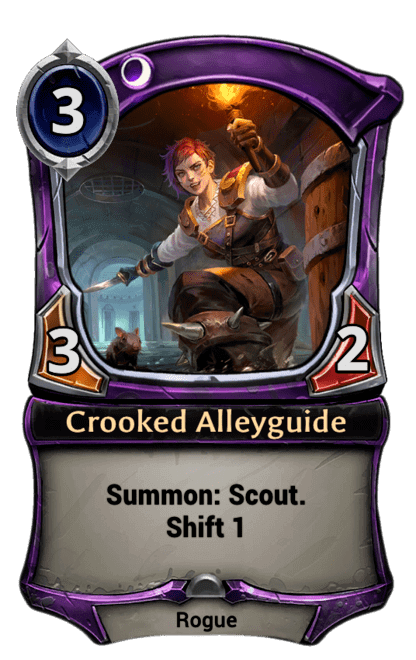 Card image for Crooked Alleyguide