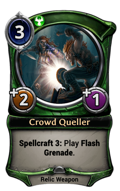 Card image for Crowd Queller