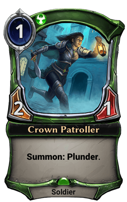 Card image for Crown Patroller