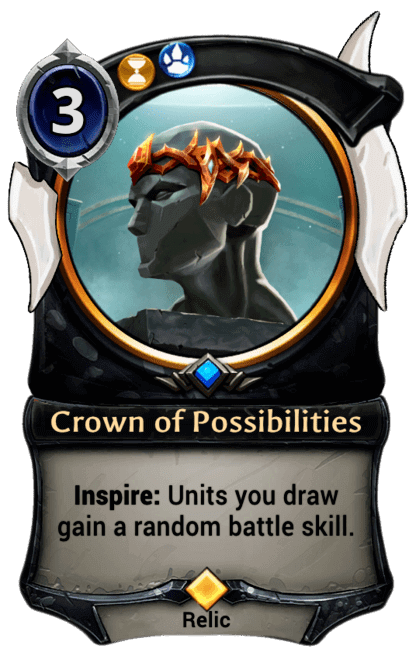 Card image for Crown of Possibilities