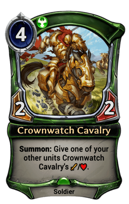 Card image for Crownwatch Cavalry