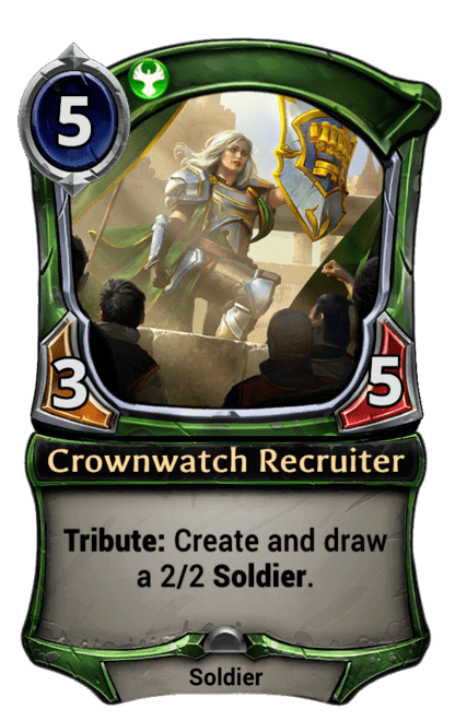 Card image for Crownwatch Recruiter