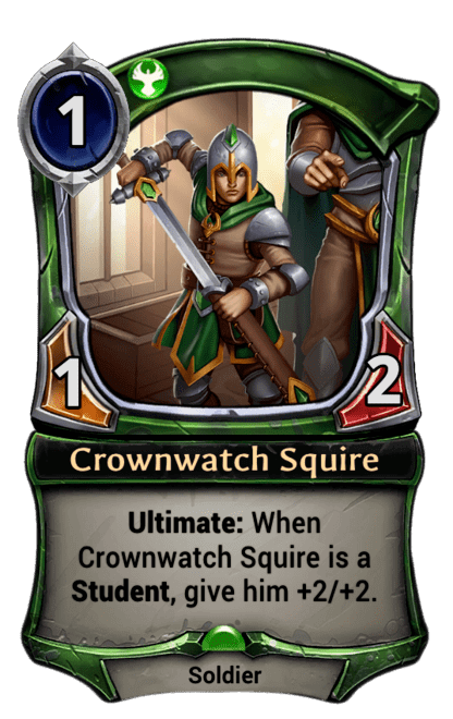 Card image for Crownwatch Squire