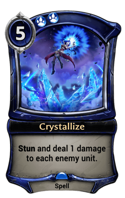 Card image for Crystallize