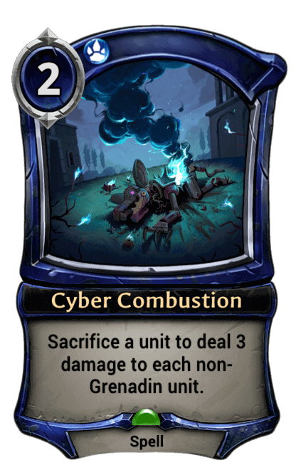 Card image for Cyber Combustion