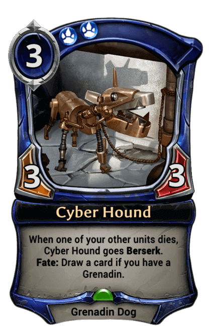 Card image for Cyber Hound