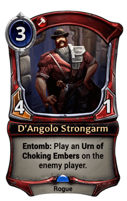 Card image for D'Angolo Strongarm